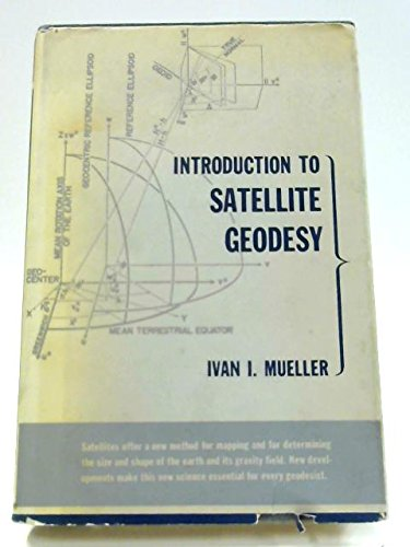 9780094550803: Introduction to Satellite Geodesy