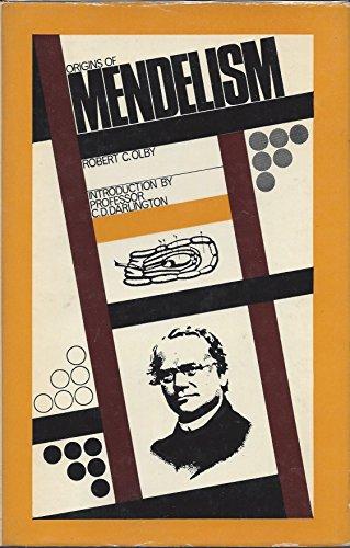 9780094552302: Origins of Mendelism