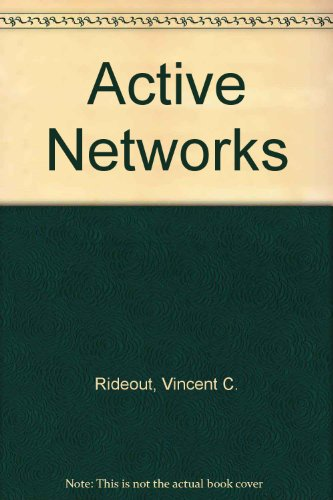 9780094552807: Active Networks
