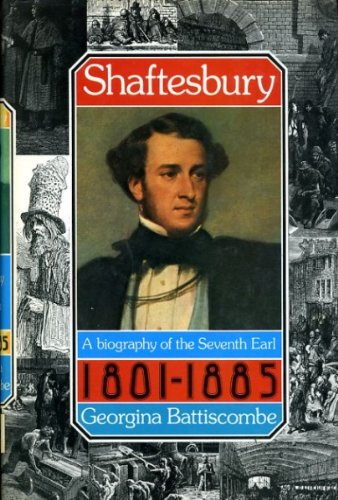 9780094578401: Shaftesbury: A Biography of the 7th Earl, 1801-85