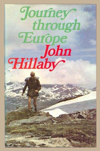 9780094583603: Journey Through Europe (Travel Literature)