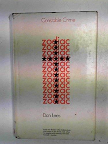 9780094585805: Zodiac (Constable crime)
