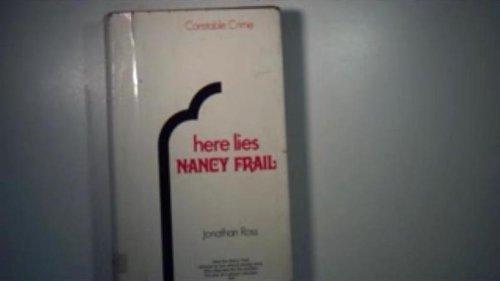 9780094585904: Here lies Nancy Frail