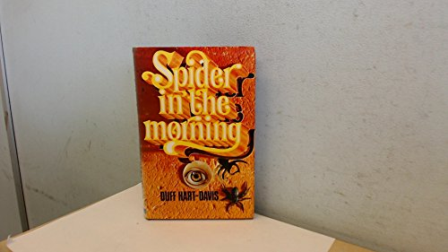 9780094586109: Spider in the morning