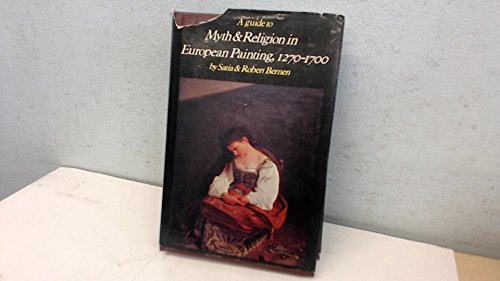 9780094586505: Myth and Religion in European Painting, 1270-1700: The Stories as the Artists Knew Them