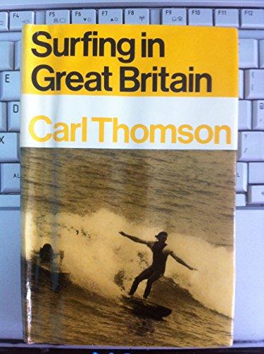 9780094588301: Surfing in Great Britain