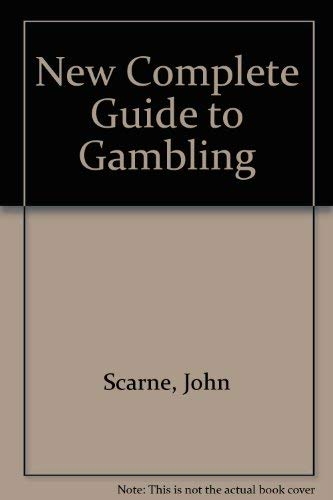 9780094604803: New Complete Guide to Gambling