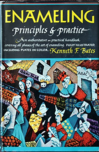 9780094607903: Enamelling: Principles and Practice