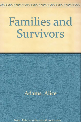 9780094609600: Families and Survivors