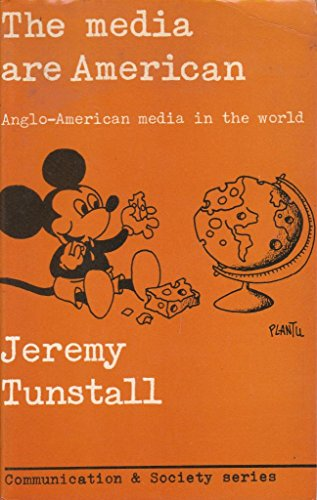 9780094615106: Media are American: Anglo-American Media in the World