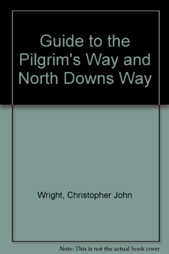 9780094615908: Guide to the Pilgrim's Way and North Downs Way
