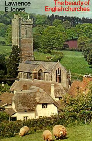 9780094617308: The Beauty of English Churches