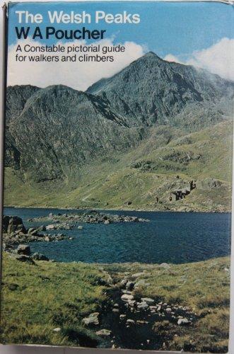 9780094617506: Welsh Peaks