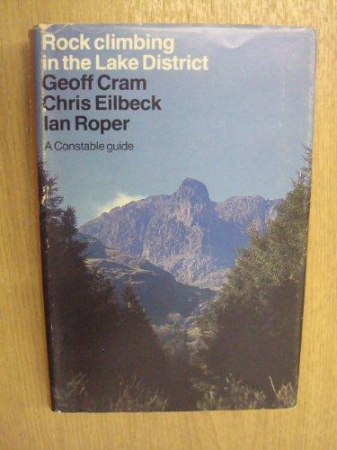 9780094618404: Rock Climbng Lake Distrct 2 Edn