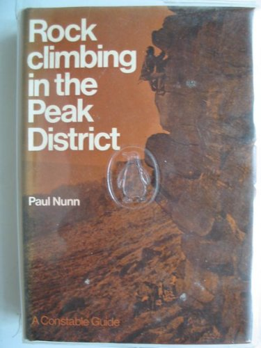 9780094619401: Rock Climbing in the Peak District