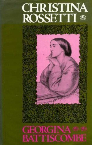9780094619500: Christina Rossetti: A divided life