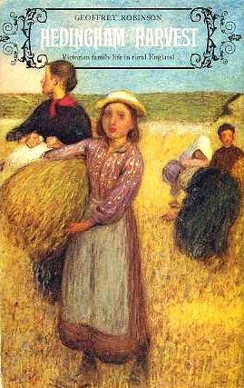 9780094619609: Hedingham Harvest: Victorian Family Life in Rural England