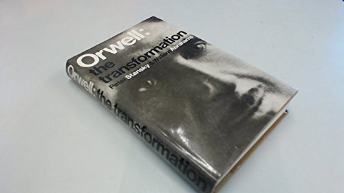9780094622500: Orwell: The Transformation