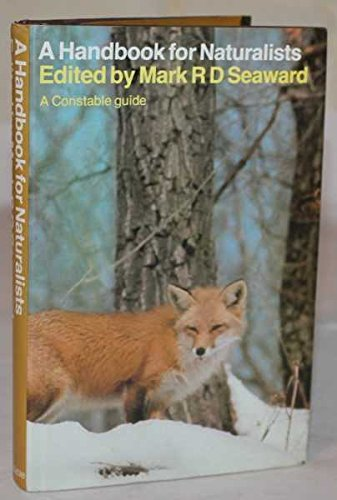 9780094623903: Handbook for Naturalists
