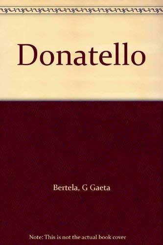 9780094626102: Donatello