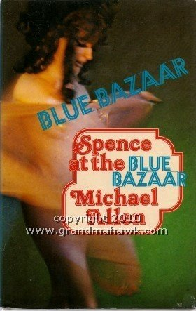 9780094626508: Spence at the Blue Bazaar