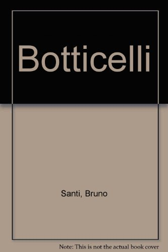 9780094628908: Botticelli