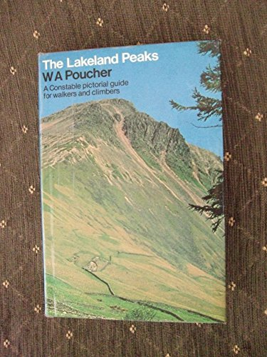 9780094630208: Lakeland Peaks