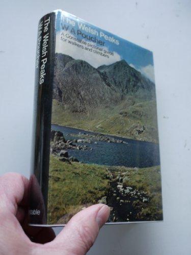 9780094631809: Welsh Peaks