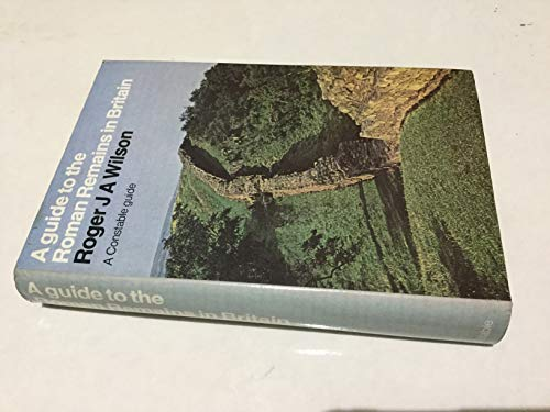9780094632608: A Guide to the Roman Remains of Britain, 2nd Edition