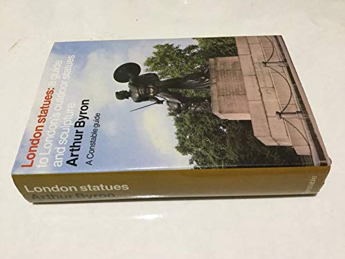 9780094634305: London Statues: A Guide to London's Outdoor Statues and Sculpture (Guides)