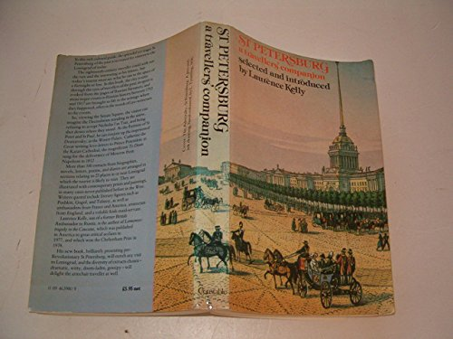 9780094635302: St. Petersburg: A travellers' companion