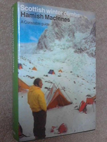 9780094636200: Scottish Winter Climbs (A Constable guide)