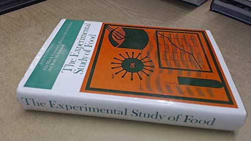 9780094638006: The Experimental Study of Foods (Food and Wine)