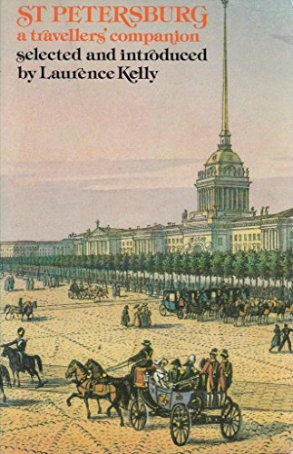 9780094639805: St Petersburg: A Traveller's Companion (The Travellers' Companion Series)