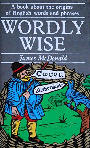 Wordly Wise: McDonald, James