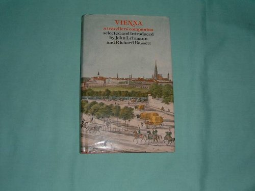 9780094654105: Vienna: A Travellers' Companion (The Travellers' companion series)