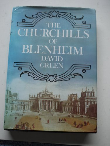 9780094654204: Churchills of Blenheim