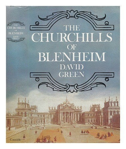 9780094654204: The Churchills of Blenheim