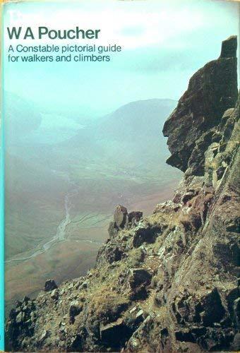 9780094654501: The Lakeland Peaks
