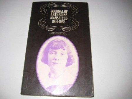 9780094654600: Journal of Katherine Mansfield, 1904-22