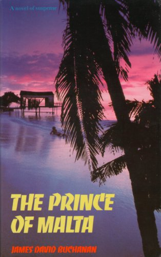 9780094654709: Prince of Malta (Constable crime)