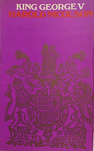 9780094657205: King George V