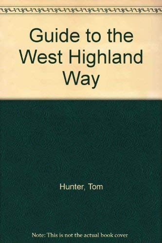 9780094658301: Guide to the West Highland Way
