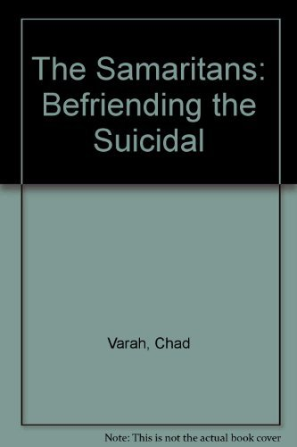 9780094661103: The Samaritans: Befriending the Suicidal