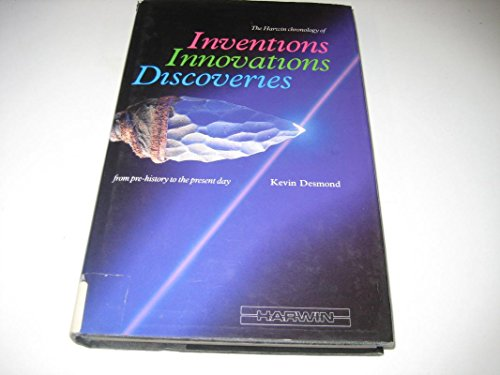 9780094661509: Harwin Chronology: Inventions, Innovations and Discoveries - A Chronology from Prehistory to the Present Day