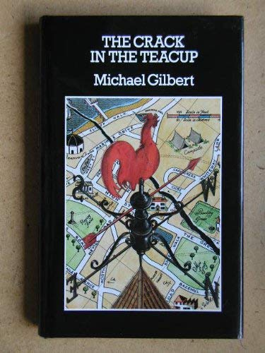 9780094663107: The Crack in the Teacup (Crime Classic Reprint)