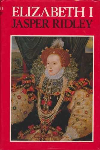9780094663701: Elizabeth I