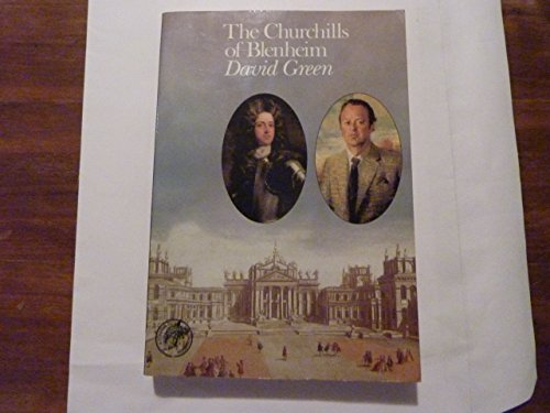 9780094667402: The Churchills of Blenheim