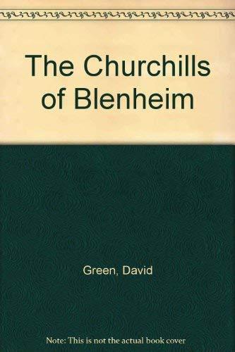 9780094667402: The Churchills of Blenheim