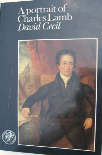 A Portrait of Charles Lamb: Cecil, David